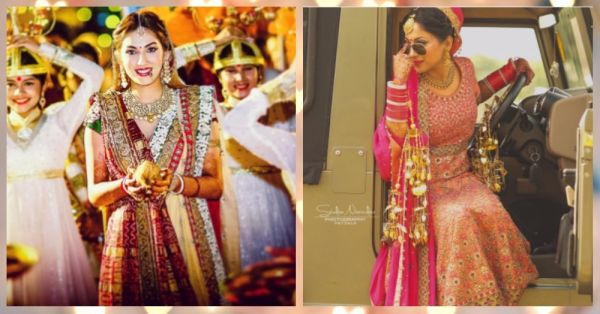 Dear Brides-To-Be, Here Are 9 Kickass Bridal Entry Ideas You Will LOVE!