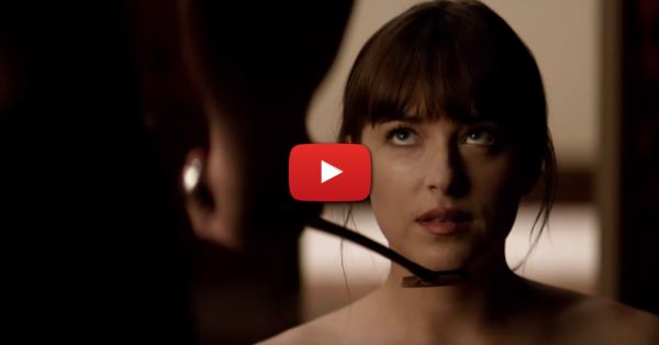 25 Thoughts I Had When I Watched '50 Shades Freed' Teaser At Work!