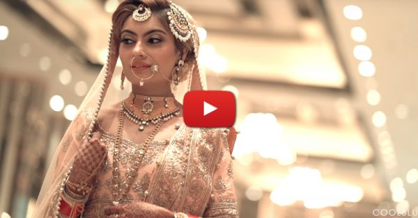This Wedding Film Set To 'Latthe Di Chaadar' Will Give You All The Feels!