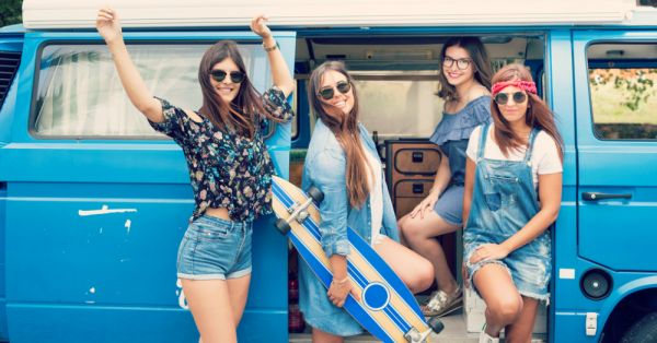 7 Reasons Why Taking A Trip With Your Girls Is The Best Thing EVER!