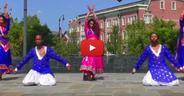 This *Stunning* Dance Video Looks Straight Outta A Movie!