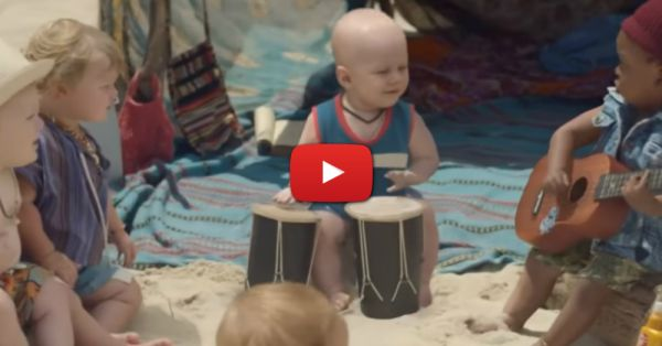 This Cute Evian Baby Ad Is Going To Make Your Day Popxo