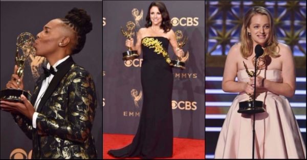 These Women Kicked Ass At The Emmy Awards 2017 & We. Can't. Even.