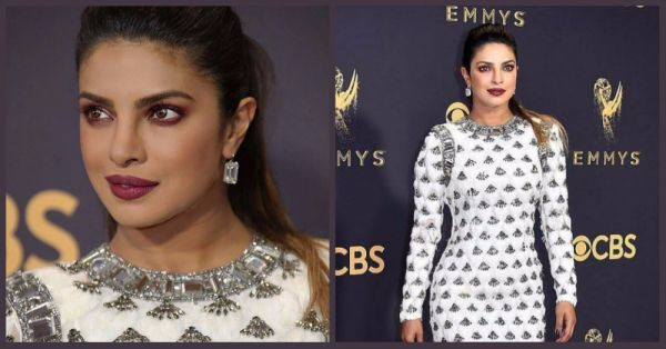Priyanka Chopra's Bold Look For The Emmys Demands That You Sit Up And Take Notice!