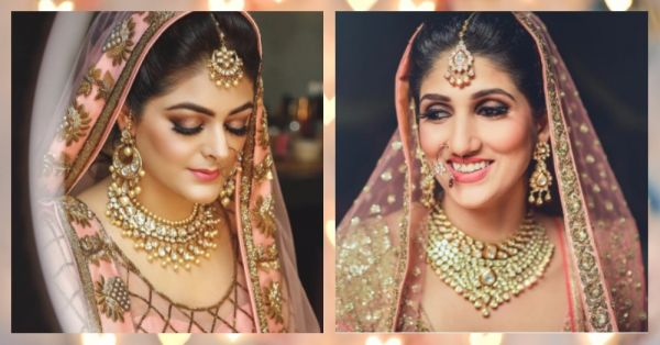 The Most *Gorgeous* Bridal Makeup Looks We Spotted On Instagram!