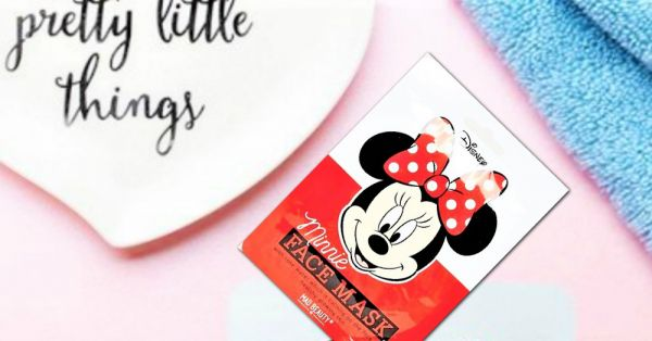 Mother-Of-Mickey, This Minnie Mask Is Our Disney Dreams And Skincare Needs ALL-IN-ONE!