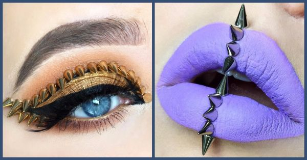 #TrendSpotting: Get Halloween Ready With These Stud Make-up Looks!