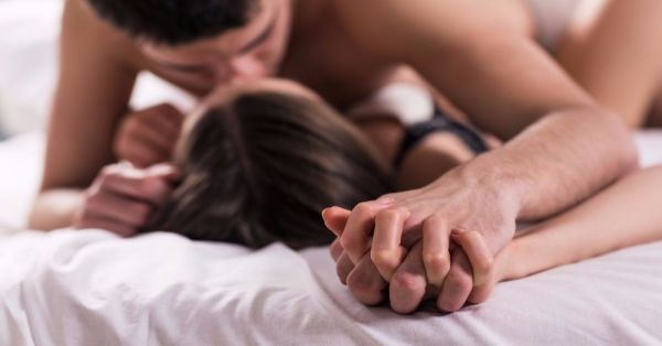 7 Hot, Hot, HOT Sex Positions For When You Want To Get Kinky!