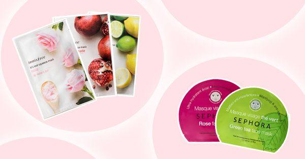 #TriedAndTested: We Tried 7 Sheet Masks For 7 Days & THIS Is How Our Skin Felt!