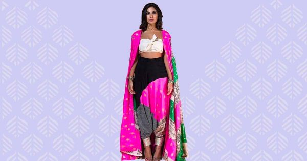 The Most Gorgeous Ways To Style Your Crop Top With An Indian Outfit!