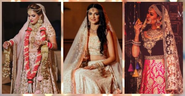7 *Awesome* Designers (No, Not Sabyasachi) To Follow On Insta For Your Bridal Lehenga!