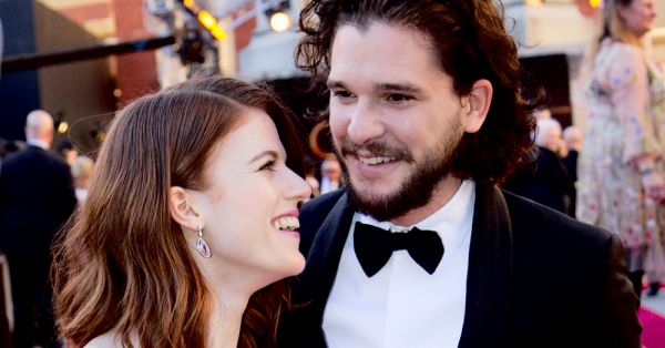 Kit Harrington & Rose Leslie Are Engaged And We. Can't. Even!