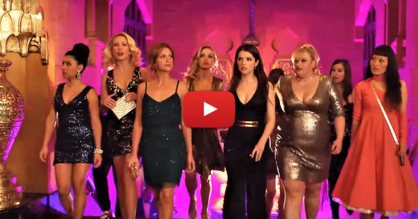 We Love EVERY Outfit From The New Trailer Of Pitch Perfect 3!