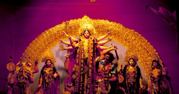 Durga Puja Pandals You NEED To Visit Before Navratri Ends!