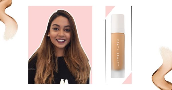 I Tried Rihanna's Fenty Beauty Foundation And Here's What I HONESTLY Think…