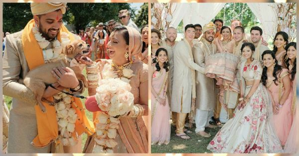 Pastel Hues & An Anita Dongre Bride… These Wedding Pictures Are LOVE!
