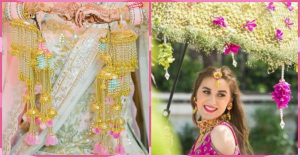 Bored of Floral, Polki & Kundan? This Latest Trend Is A Must Try!
