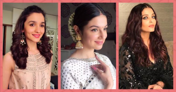 Be A Head-Turner This Festive Season With These Chic Hairstyles!