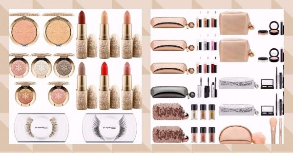M.A.C's New Glam Holiday Collection Is JUST What You Need To Dazzle This Season!