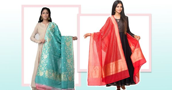 Save, Spend, Splurge: These Festive Dupattas Are The ONLY Accessory You Need!