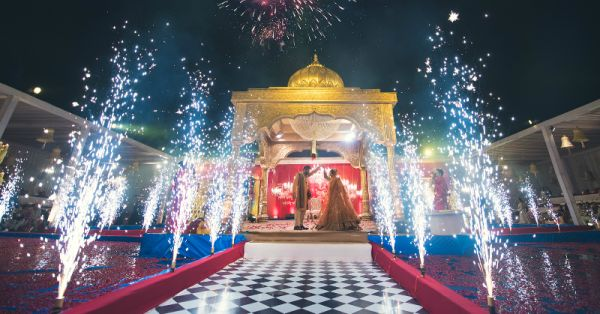 This 'Kashi' Wedding In Udaipur Is Something We Have NEVER Seen Before!