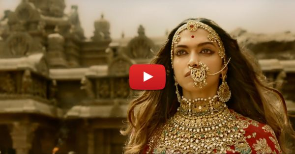 Bold, Intense & Royal AF - Padmavati's Trailer Is A Must Watch!
