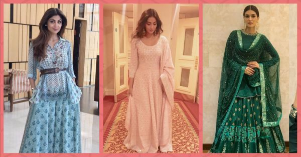 Our Fave Bollywood Celebs Show Us How To Rock The Desi Girl Look