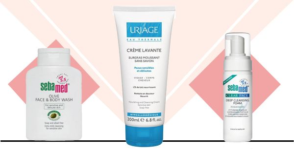 Bye-Bye Skin Problems: Here Are The Best Facial Cleansers For *Your* Skin Type!