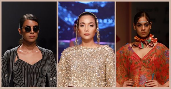 Here's The Most Popular Hair Trend At AIFW 2018… You'll Want To Copy It Stat!