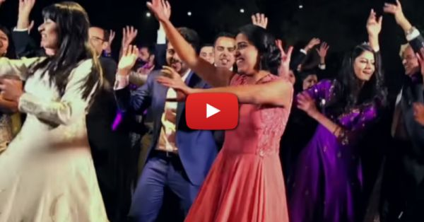This Family Flash Mob Will *Actually* Make You Want To Attend A Shaadi ASAP!