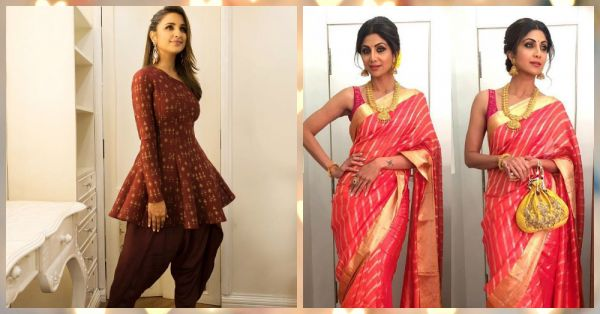 7 Bollywood Celebs Show You How To Dress Up This Diwali