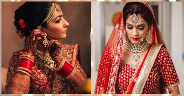 Just 10 *Gorgeous* Red Bridal Lehengas That Prove Red Is THE Colour Of Desi Weddings!
