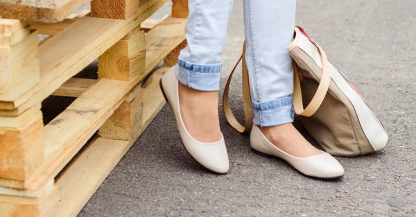 4 Flat Shoes That Are SO Bad For Your Feet