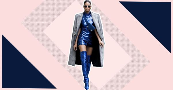 8 *Different* Ways To Wear Thigh High Boots This Year
