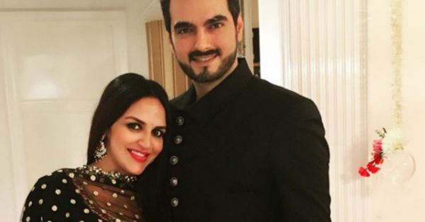 This Is How Esha Deol Welcomed Her Little Bundle Of Joy & It's Adorable!