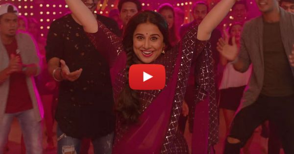 Vidya Balan In The 'Hawa Hawai' Remake Song Is The Best Friday Flashback