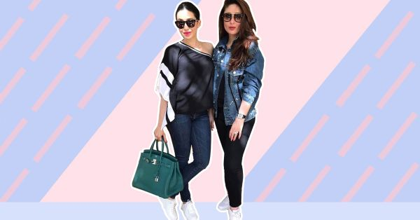 Meet The Most Fashionable Sisters Of B-Town!