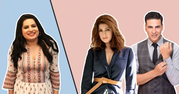 Twinkle Khanna Defends Akshay Kumar In Ongoing Controversy