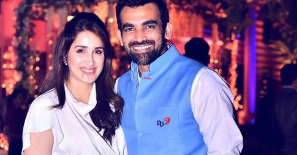 Zaheer & Sagarika Just Revealed Their Wedding Plans & It's Not What You Think!
