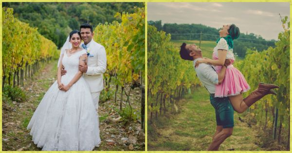 Neha Bhasin's Wedding Pictures Are Even Better Than A Disney Film!