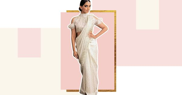 6 *New* & Exciting Ways To Wear A Traditional Saree