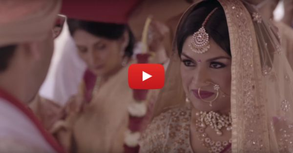 This *Magical* Wedding Film Will Make You Believe That Dreams Do Come True!