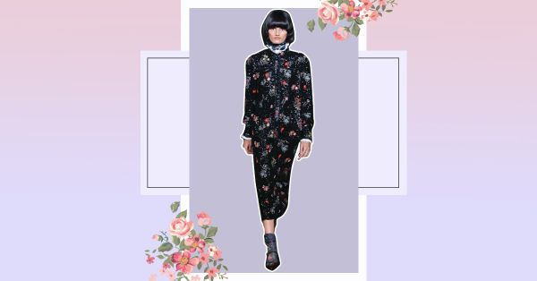 How To Take Florals From Summer To Winter