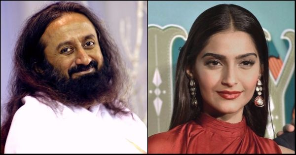 Sri Sri Ravi Shankar Gets Schooled By Sonam Kapoor On Homosexuality