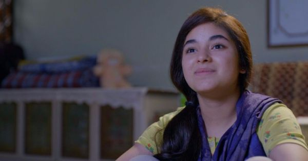Dangal Girl, Zaira Wasim Gets Awarded By The President