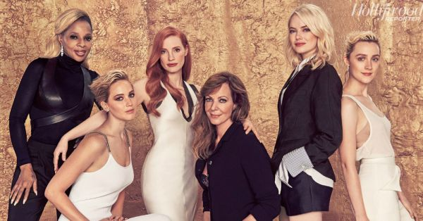 J-Law, Emma Stone & Other Actresses Talk About Harassment In Hollywood