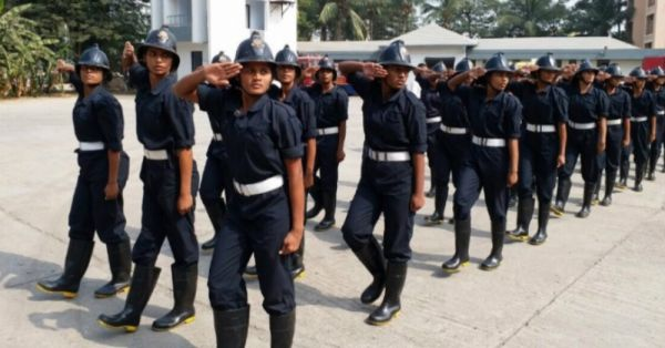 These 97 Women Firefighters Of Mumbai Are The Real Heroes