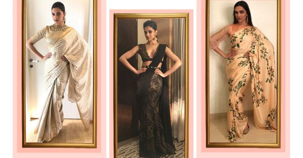 8 Times Deepika Padukone Showed Us How To Be The *Best* Dressed Wedding Guest!