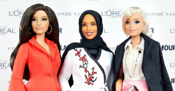 Say Hello To Hijabi Barbie!