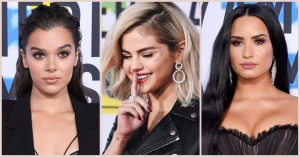 #AMAs2017: These Red Carpet Hair & Make-Up Looks Are Totally Worth A Double Take!
